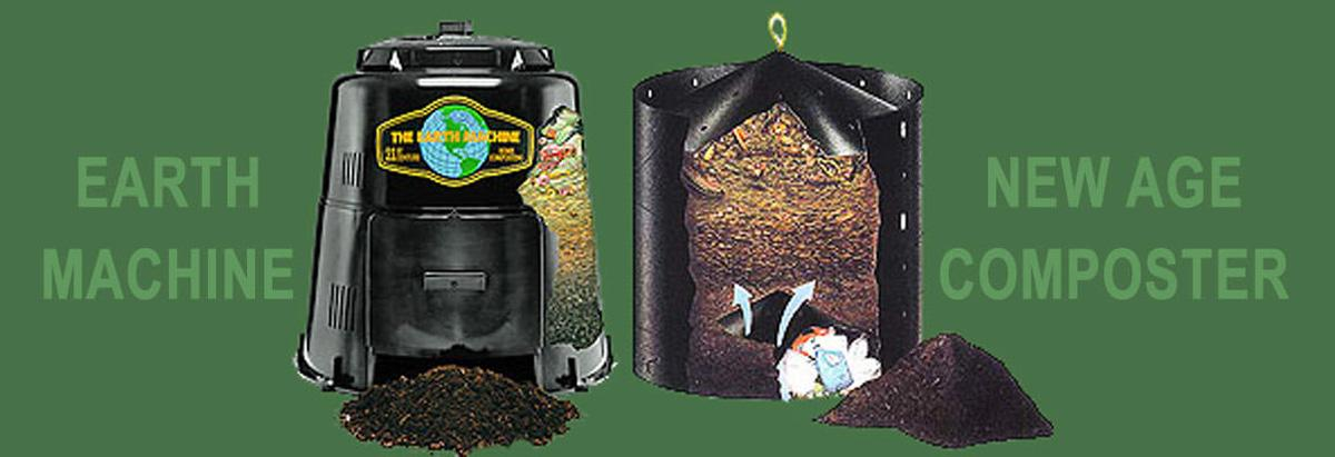 Composting bins offered through MassDEP