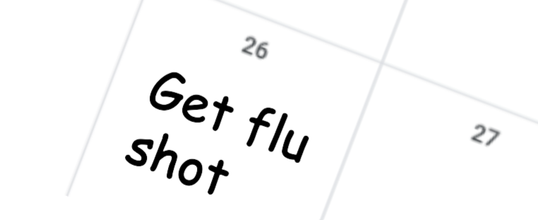 Ashby Flu Clinic, Monday, October 26th from 2-6pm at Maja Hall