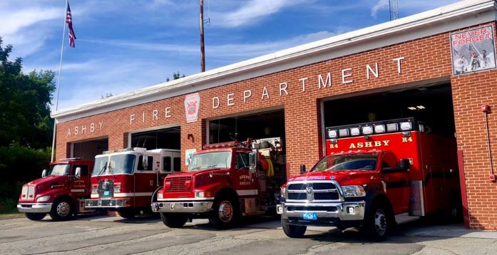 Keeping You Informed – Ashby Fire Department Acquisition of a Pickup Truck
