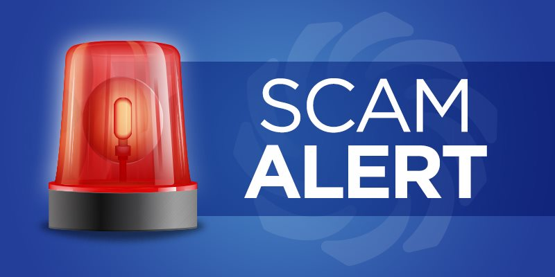 Announcement from Unitil: Scam Alert